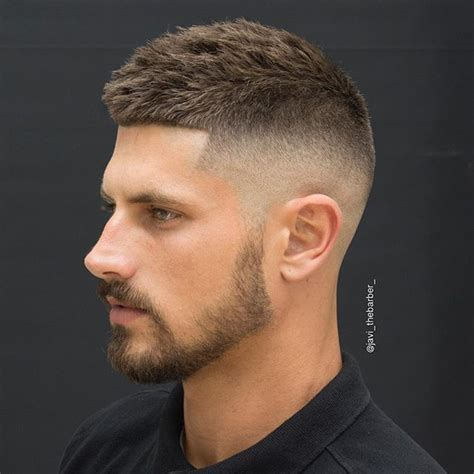 short hairstyle ideas for men with the easiest short men s haircut the buzz