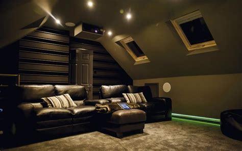 Cool Log Homes by Home Cinema Choice