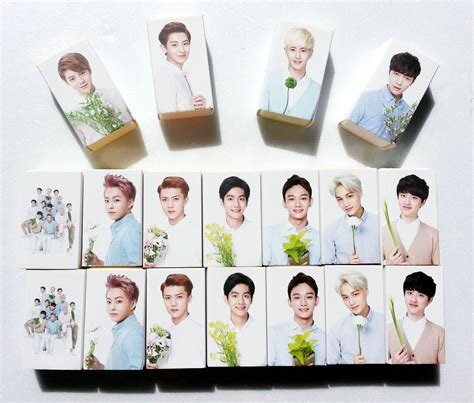 Kpop Kipas Exo D O Fan Import exo m exo k promotional nature republic official soap kpop