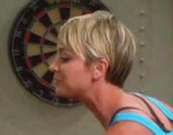 why did penney cut her hair the deepest abyss why did the big bang theory cut penny s
