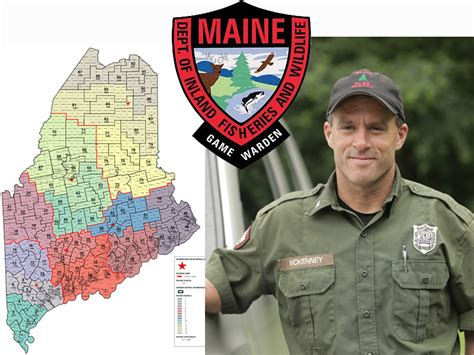 service maine tom mckenney named 2015 maine warden of the year penbay pilot