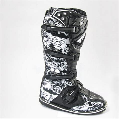 white motorcycle boots buy motorcycle mountain bicycle racing boots shoes for zlk