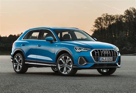 audi q3 new model 2018 2019 audi q3 officially revealed performancedrive