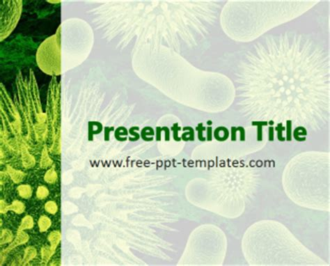 Microsoft Powerpoint Themes Biology | biology ppt template free powerpoint templates