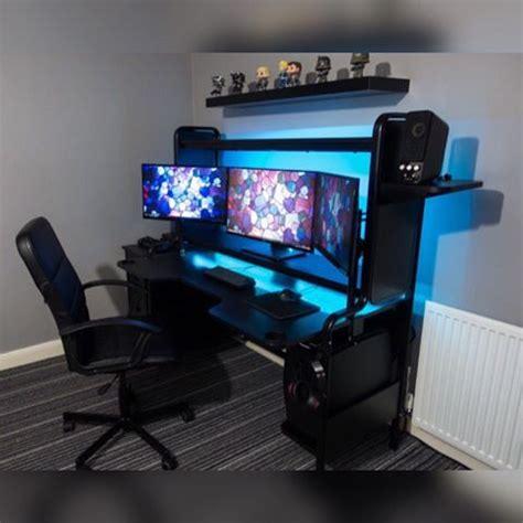 bureau gamer ikea image result for ikea fredde setups gaming