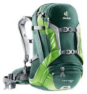 deuter trans alpine 30 30 0 l bike backpack