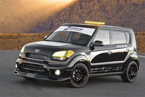 Kia Soul Safety Kia Unveils Soul Safety Car For U S Touring Car Chionship
