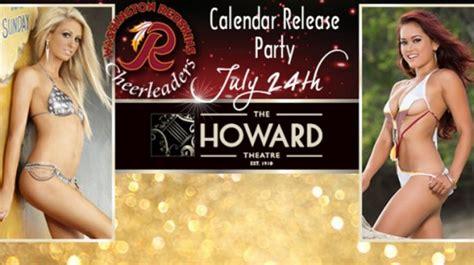 Howard Theater Calendar The Washington Redskins The Howard Theatre