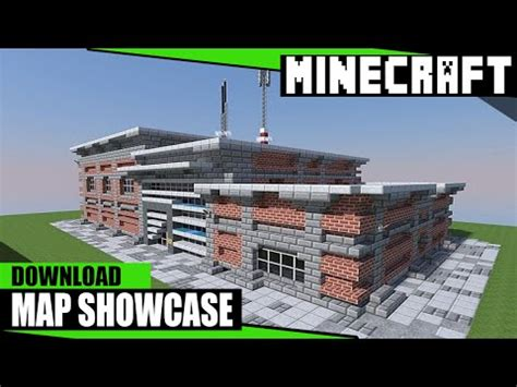 Lighting Tickets Ess Police Station Minecraft Project