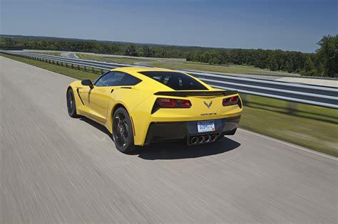 Chevrolet Corvette 0 60 2014 Chevrolet Corvette Stingray Z51 Does 0 60 Mph In 3 8