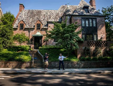 casa di obama a pr 243 xima casa dos obama 760m 178 e 9 quartos em um bairro