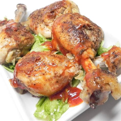 slow cooked chicken drumsticks recipe all recipes uk