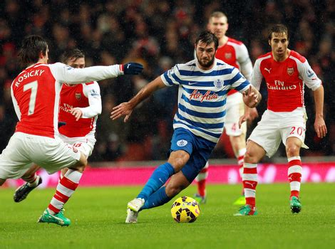 arsenal boxing day trijumfom nad qpr om arsenal kompletirao boxing day klix ba