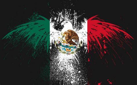 top los simbolos patrios de wallpapers las banderas de m 233 xico taringa
