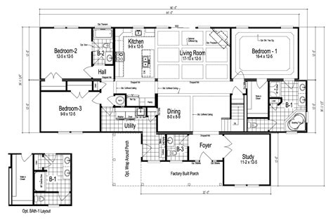 palm harbor mobile homes floor plans view the maiden ii floor plan for a 1999 sq ft palm harbor