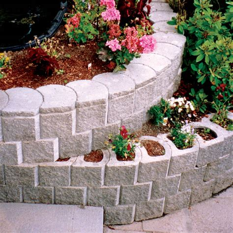 Garden Blocks terralite landscaping block the blockmakers