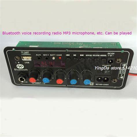 Promo Power Lifier Karoke New Murah 12v battery stereo audio power lifier board square 220 v karaoke bars box bluetooth