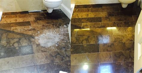 Services ? marble and stone floor restoration
