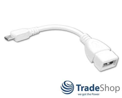 Kabel Usb Otg Sony Xperia Micro Usb Otg Adapter Kabel F 252 R Sony Xperia Tablet S Ebay