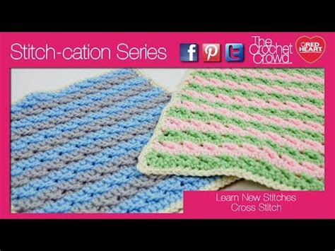 pattern maker for cross stitch youtube how to crochet a cross stitch youtube