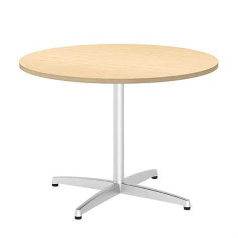Metal Conference Table Bush Business 42w Conference Table Metal X Base 99tbx42racsvk