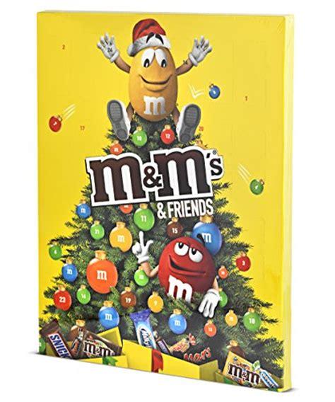 Calendrier Avent M M S M M S Friends Calendrier De L Avent Chocolats No 235 L 361 G