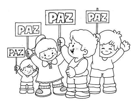 imagenes niños yendo ala escuela dibujos para colorear de ni 241 os yendo ala escuela ideas