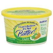 i cant believe its not butter light nutrition facts i can t believe it s not butter vegetable spread light