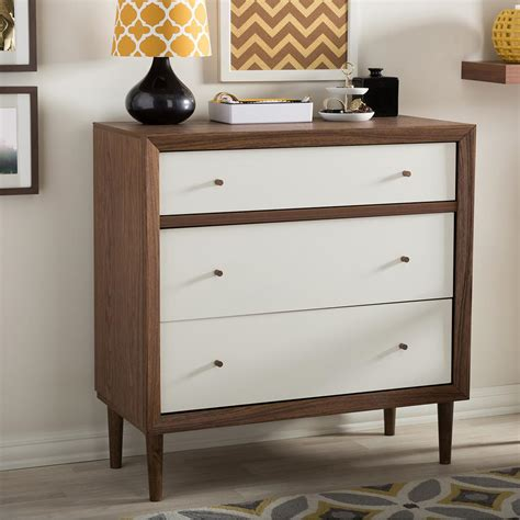 White Dressers And Chests by White And Brown Dresser Bestdressers 2017