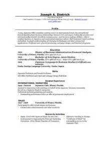 Resume Templates On Word by 85 Free Resume Templates Free Resume Template Downloads Here Easyjob