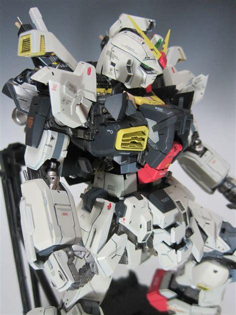 Bandai Gundam Mfs P4 Set 7 the best g work of the day mg 1 100 rx 178 p4 gundam mk