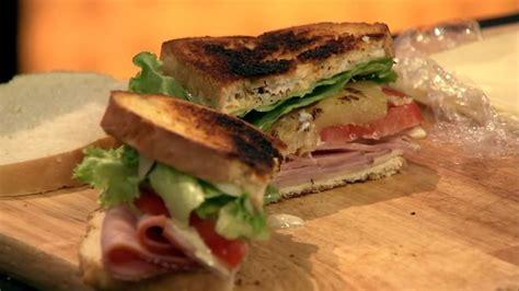 Wlos Carolina Kitchen by Carolina Kitchen Hawaiian Ham Club Sandwich Wlos