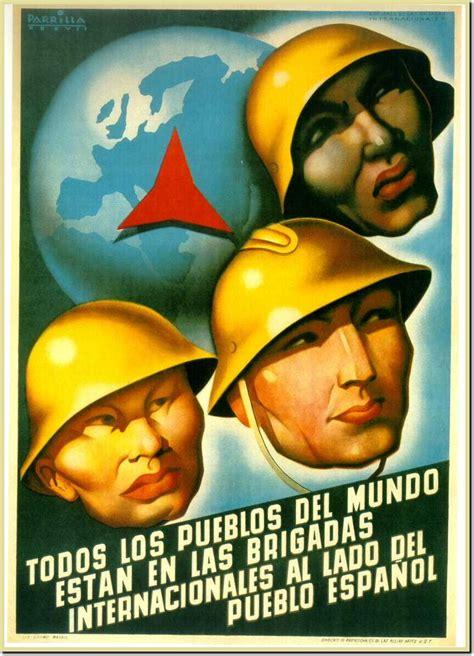 las brigadas internacionales profeshispanica las brigadas internacionales en la guerra civil espa 241 ola