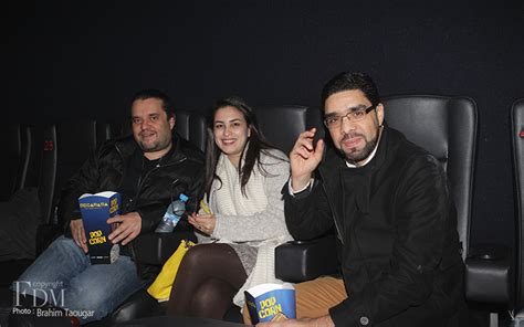 nabil ayouch et meriem touzani photos from the movie premiere of razzia moroccan ladies