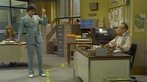 Les Nessman Office by Les Nessman S Walls Vs Goodbye Cement Truck Previously Tv