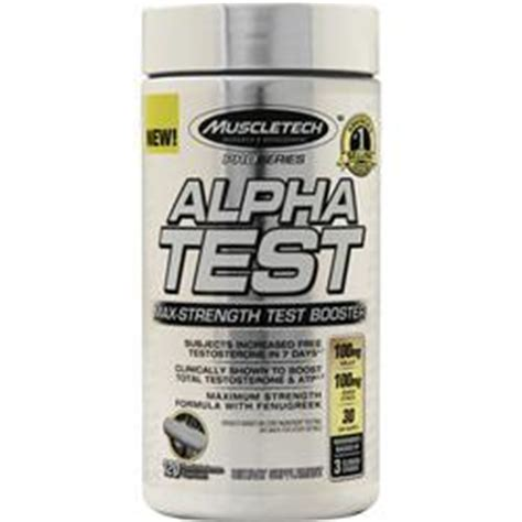 Muscletech Alpha Test 120 Caps Testobooster Bukan Test Hd Mt muscletech alpha test pro series on sale at allstarhealth