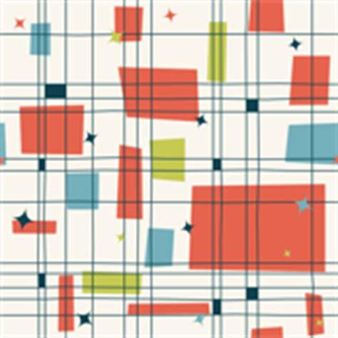 mid century modern fabric reproductions mid century modern grid shrimp wallpaper