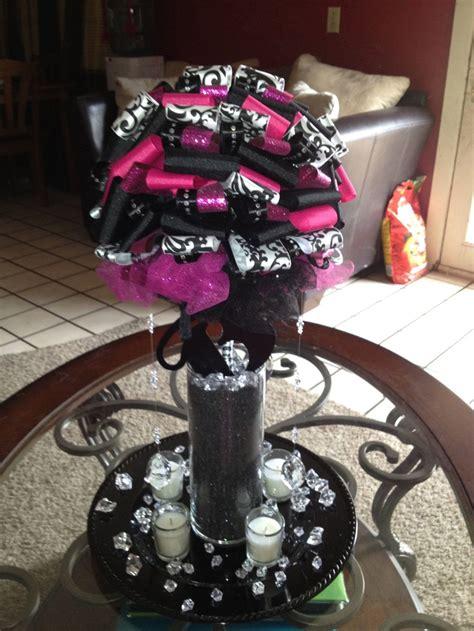 43 best fuschia black wedding images on pinterest