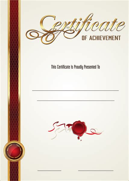 certificate empty blank png image gallery yopriceville
