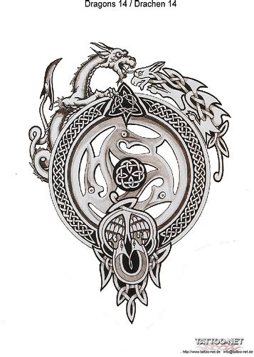 celtic circles tattoo designs celtic tattoos and designs page 353