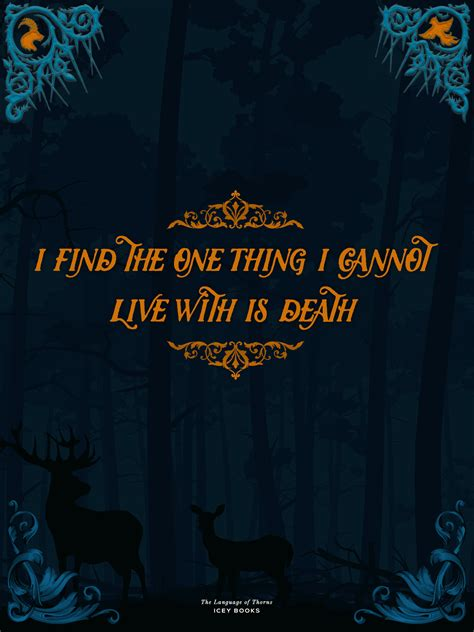 the language of thorns quote candy 70 download a wallpaper for the language of thorns by leigh bardugo iceybooks