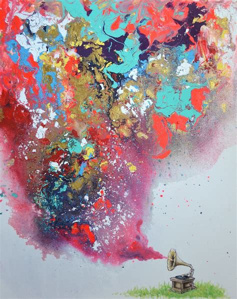 acrylic painting medium using pouring medium with acrylics 183 how to create a