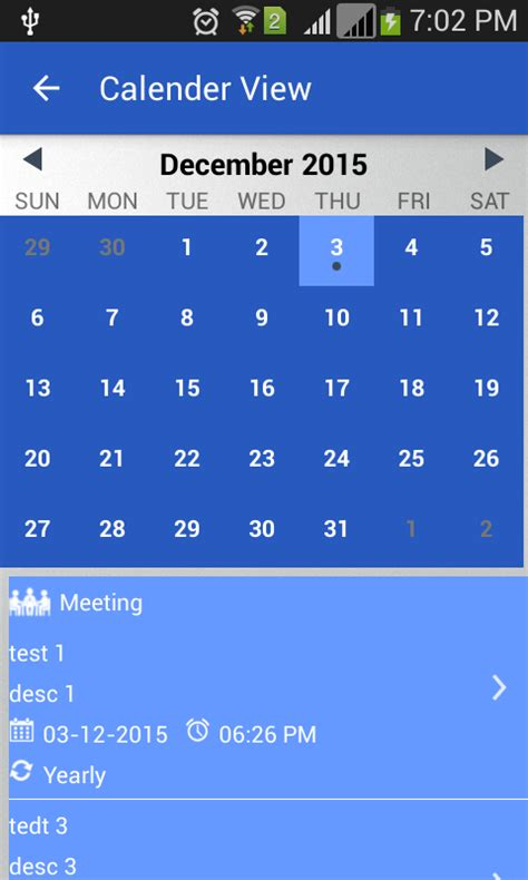 predefined templates for android apps to do quick reminder free android app android freeware