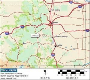 national forest cgrounds colorado map colorado rv cing jefferson rv cing