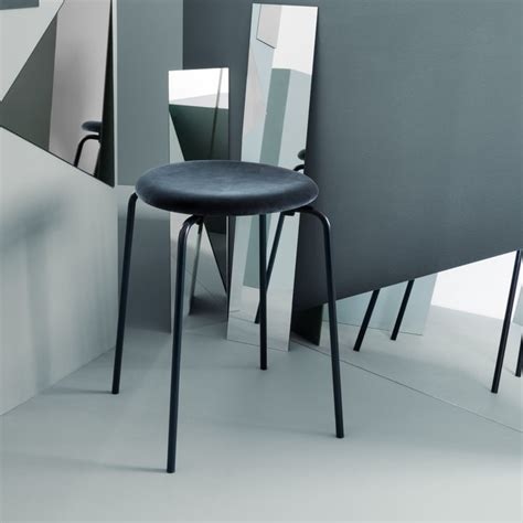 Arne Jacobsen Dot Stool by Dot Stool Fritz Hansen Shop
