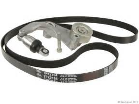 2006 honda civic serpentine belt drive solution kit
