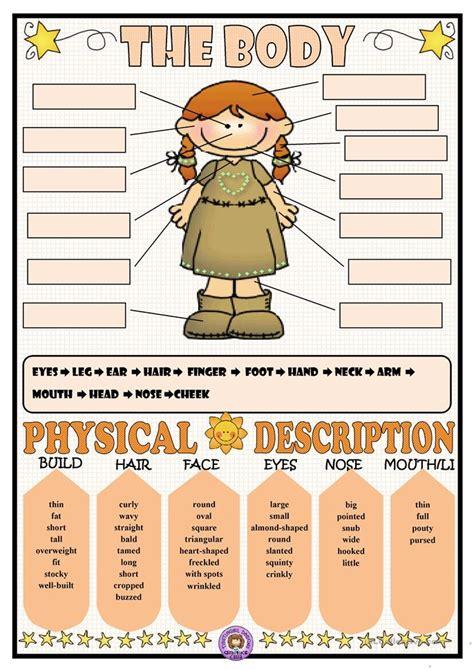 Esl Duties by Physical Description Worksheet Free Esl Printable Worksheets Made By Teachers