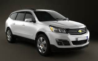 what changes for the 2016 chevy traverse autos post