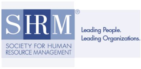 Mba Human Resource Management Scholarships by Society For Human Resources Management Of