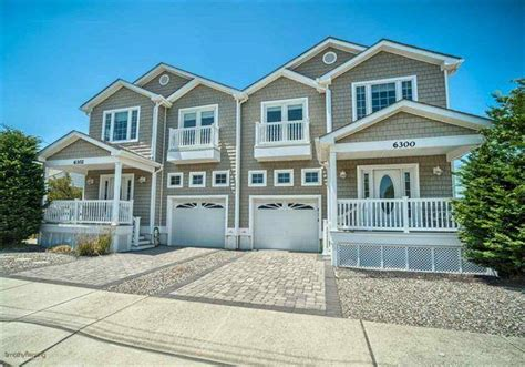 Wildwood Crest Luxury Town Homes With Pool Jersey Shore Wildwood New Jersey House Rentals